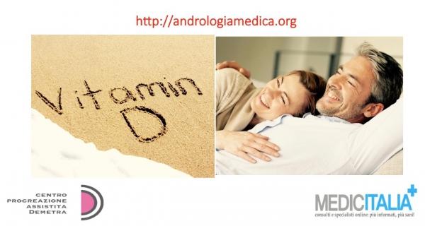erezione di vitamina D.