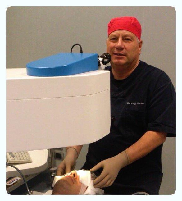 Dott. Marino cura dry eye