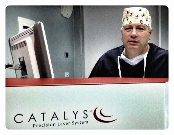 Dott. Luigi Marino specialista Dry Eye