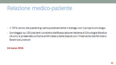 Relazione medico-paziente