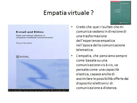 Empatia virtuale