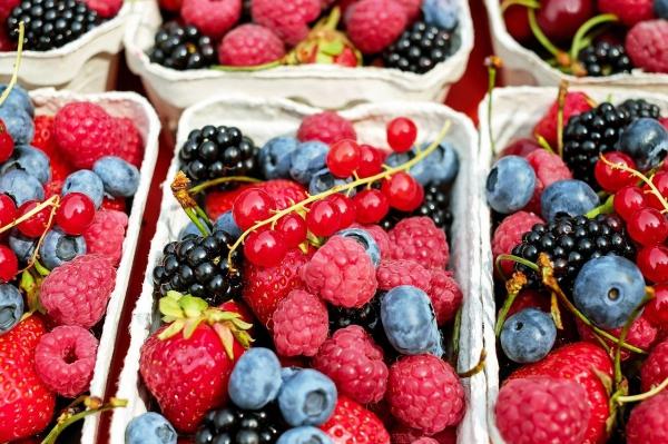 Frutti di bosco ed epatite A