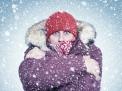 La pelle esposta al freddo