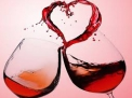 Fertilità maschile: sì ad un buon bicchiere di vino